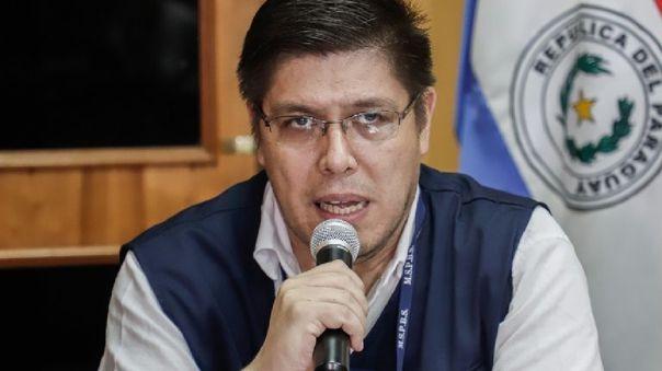 paraguay- -viceministro-de-salud-renuncio-tras-asistir-a-fiesta:-«he-cometido-un-error-y-asumo-las-consecuencias»