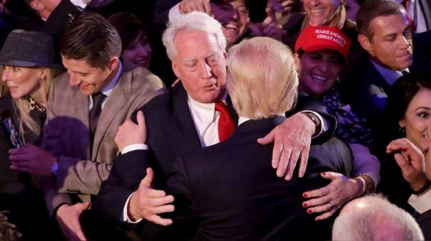 fallecio-robert-trump,-hermano-menor-del-presidente-donald-trump
