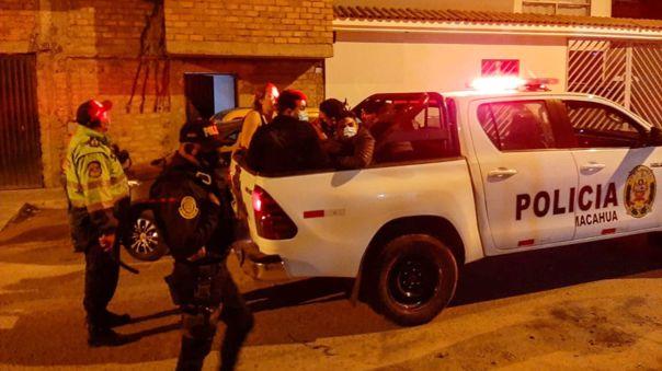 sjm:-la-policia-detiene-a-diez-personas-en-fiesta-en-un-departamento-pese-a-prohibicion-de-reuniones-sociales