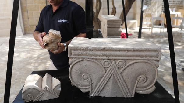 hallan-suntuosos-capiteles-de-monumento-milenario-de-la-antigua-jerusalen-[video]