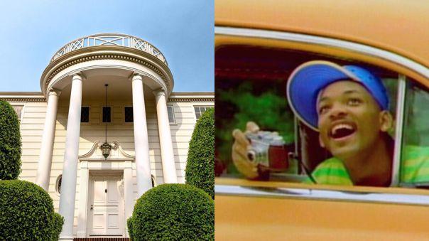 """""""el-principe-del-rap"""":-¿cuanto-costara-hospedarse-en-la-mansion-de-la-serie-protagonizada-por-will-smith?"""