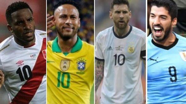 peru:-asi-llegan-las-10-selecciones-para-el-inicio-de-las-eliminatorias-sudamericanas-a-qatar-2022