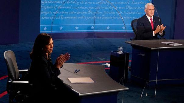 el-cortes-«debate-de-los-vicepresidentes»-contrasto-con-el-caotico-choque-trump-biden