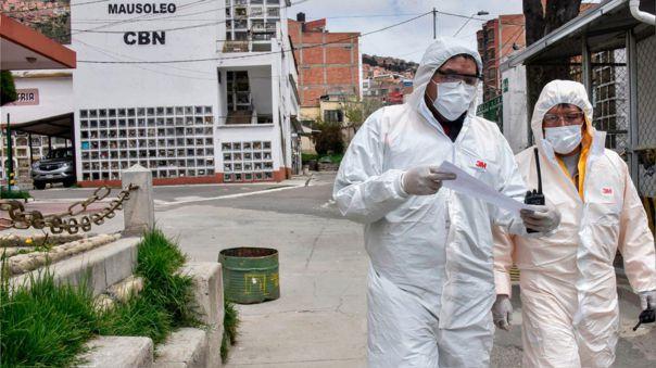 """«no-podemos-ser-la-excepcion"""":-autoridades-de-bolivia-esperan-rebrote-de-la-covid-19-tras-descenso-de-casos"""