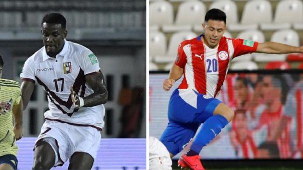 venezuela-vs.-paraguay-en-vivo:-juegan-por-la-fecha-2-de-las-eliminatorias-qatar-2022