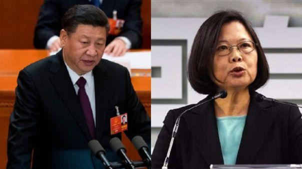 tension-en-asia:-china-y-taiwan-se-acusan-mutuamente-de-ataques-a-sus-diplomaticos