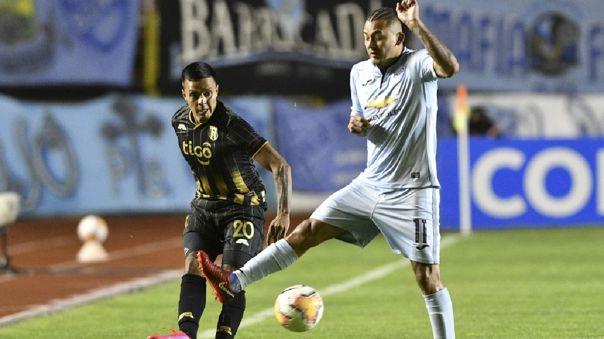 bolivar-clasifico-a-la-copa-sudamericana-tras-perder-3-2-ante-guarani-en-el-estadio-hernando-siles