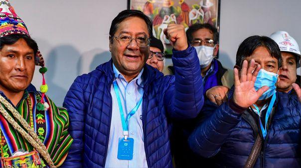 bolivia:-el-recuento-final-confirma-a-arce-como-ganador-de-las-elecciones