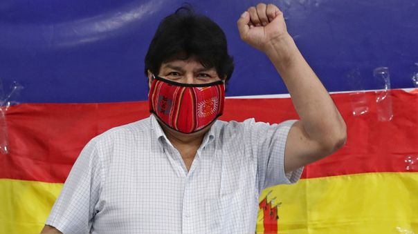 evo-morales-afirma-que-volvera-a-bolivia-«posiblemente»-el-9-de-noviembre