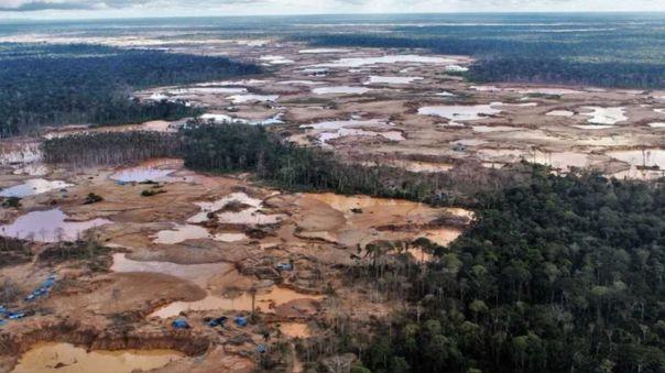 estudio-advierte-que-la-mineria-afecta-al-31-%-del-territorio-indigena-en-la-amazonia