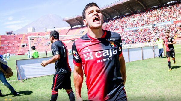 «¡vuelve-el-goleador-a-casa!»:-melgar-anuncio-el-regreso-de-bernardo-cuesta-para-el-2021