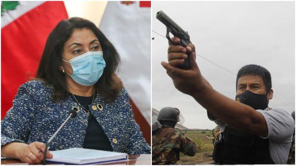 bermudez-sobre-policia-acusado-de-disparar-a-manifestantes:-«ha-incurrido-en-un-delito-y-por-eso-ha-sido-detenido»