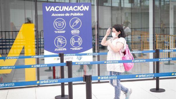 uruguay:-autoridades-reclaman-que-pocos-ciudadanos-se-«estan-anotando»-para-vacunarse-contra-la-covid-19